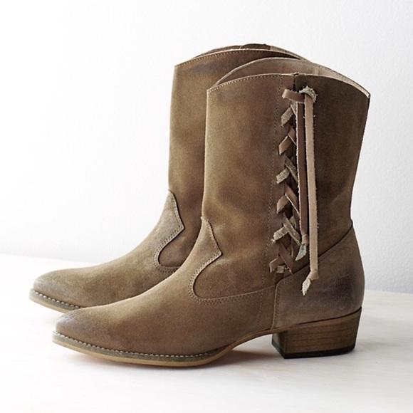 781843f6ebd59 MTNG Nelse Lace Up Cowboy Boots